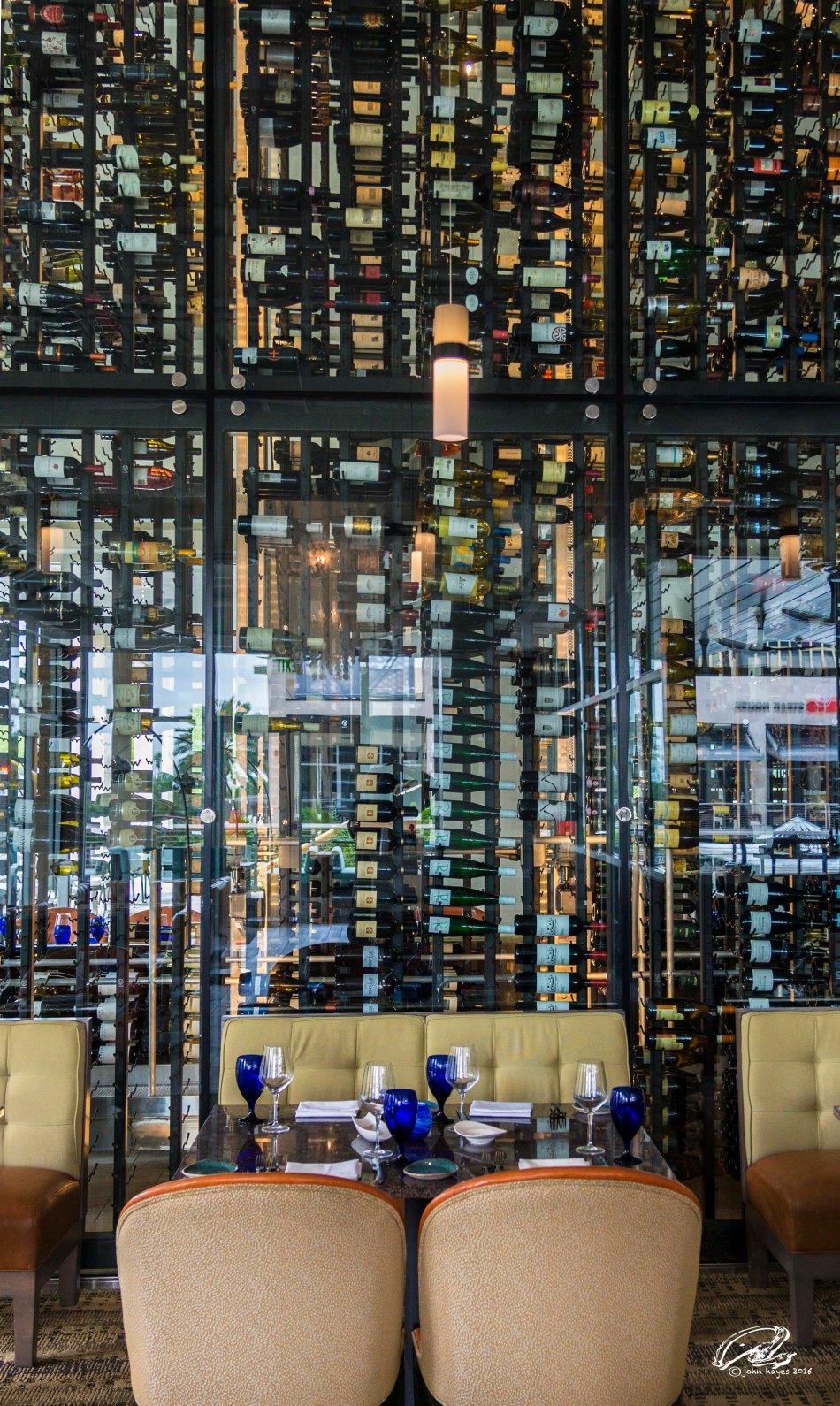 wine bottle loft